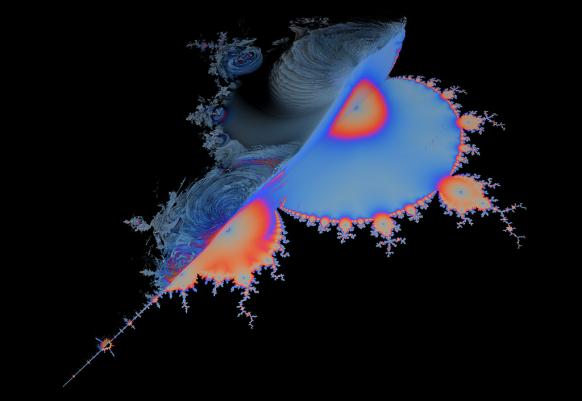 Distance Estimated 3D Fractals (V): The Mandelbulb & Different DE Approximations | Syntopia