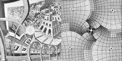 Escher's Droste Effect | Syntopia