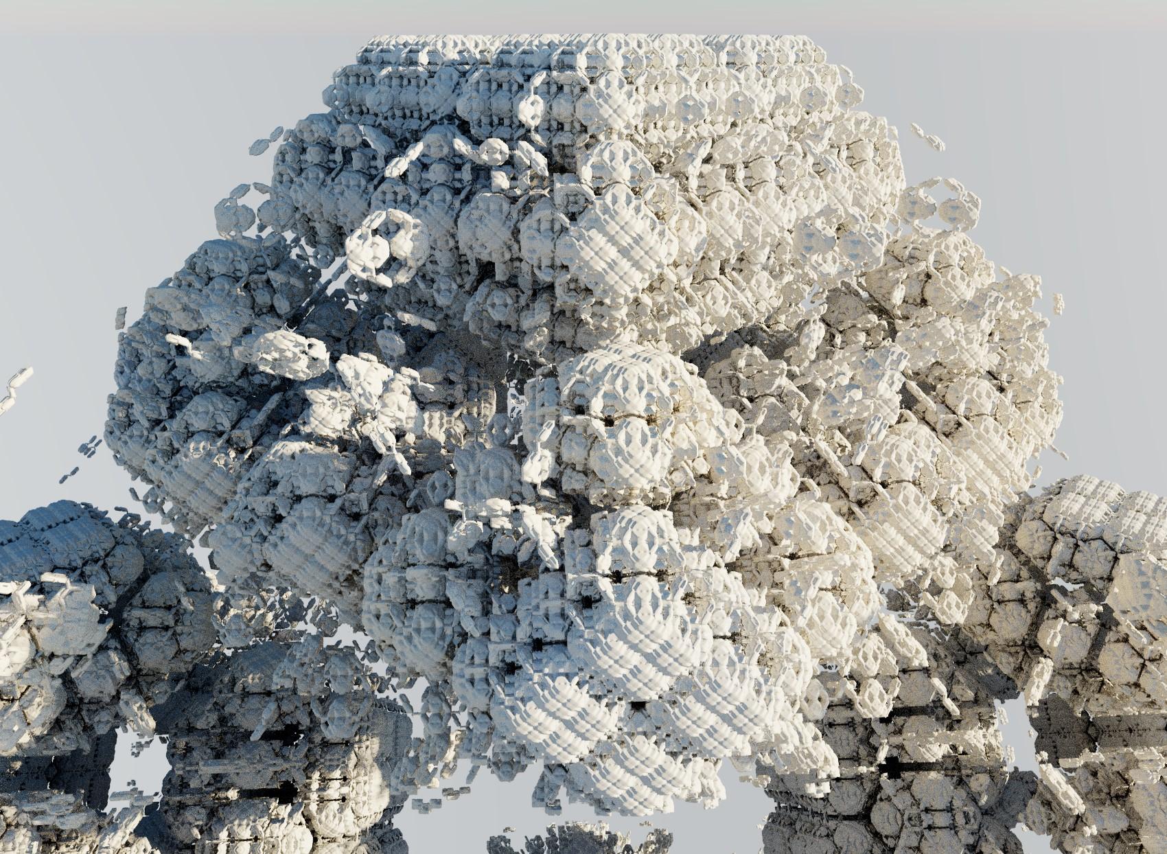 deepsalvage ii 3d fractal - photo #32