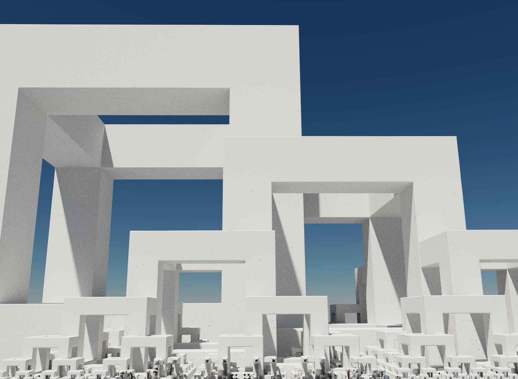 Path Tracing 3D Fractals | Syntopia